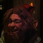 becky as elf